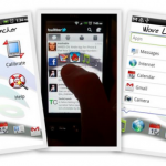 WebOs wave launcher – lanzador tipo Ola para Android