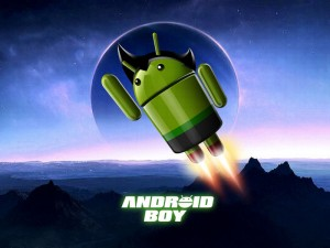 Android Boy