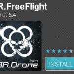 Aplicación Android oficial para el AR.Drone