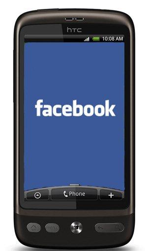 Buffy Facebook Smartphone