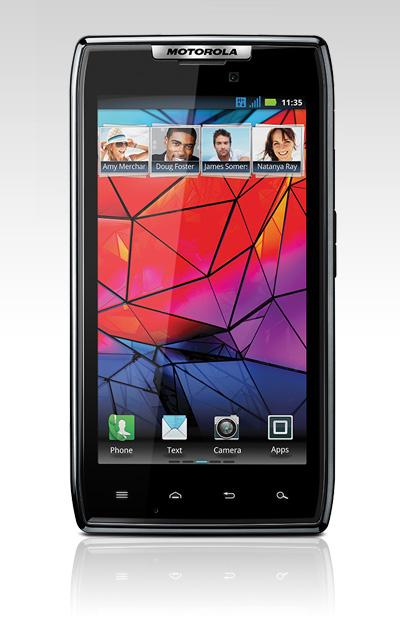 Motorola Razr Frontal