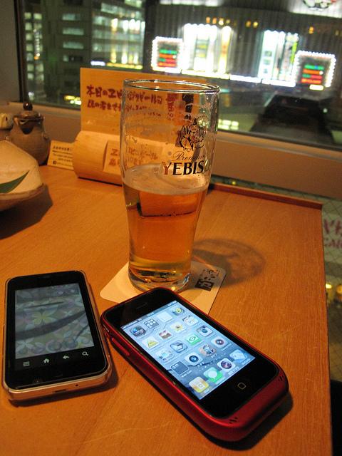 Smartphone Bar