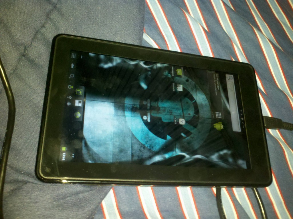 Kindle Fire con Cyanogenmod 7