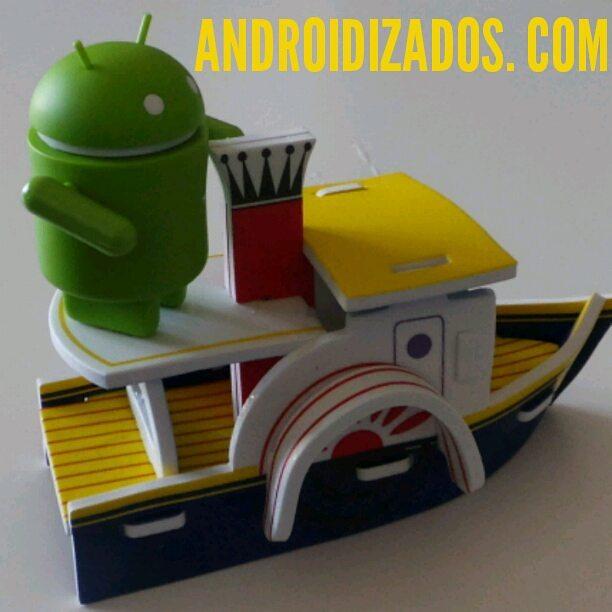 Rumbo hacia un nuevo ao androidizados android