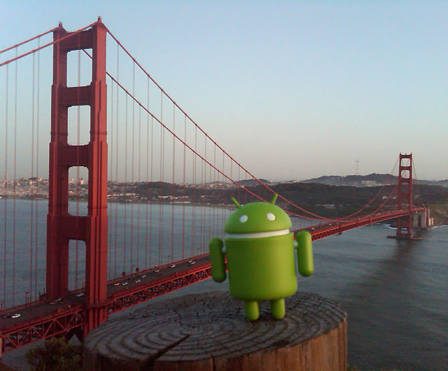 Android San Francisco