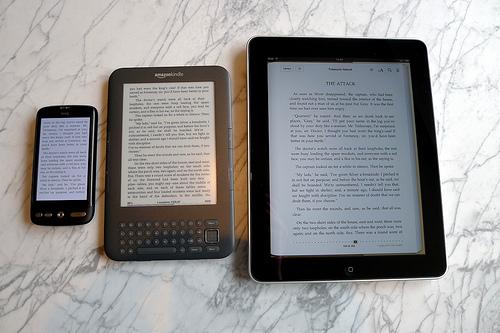 Aplicaciones de lectura para Android