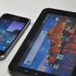 Samsung confirma que el Galaxy S y el Galaxy Tab no recibirán actualización a Ice Cream Sandwich