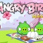 Angry Birds Seasons se actualiza con el festival de la flor del cerezo