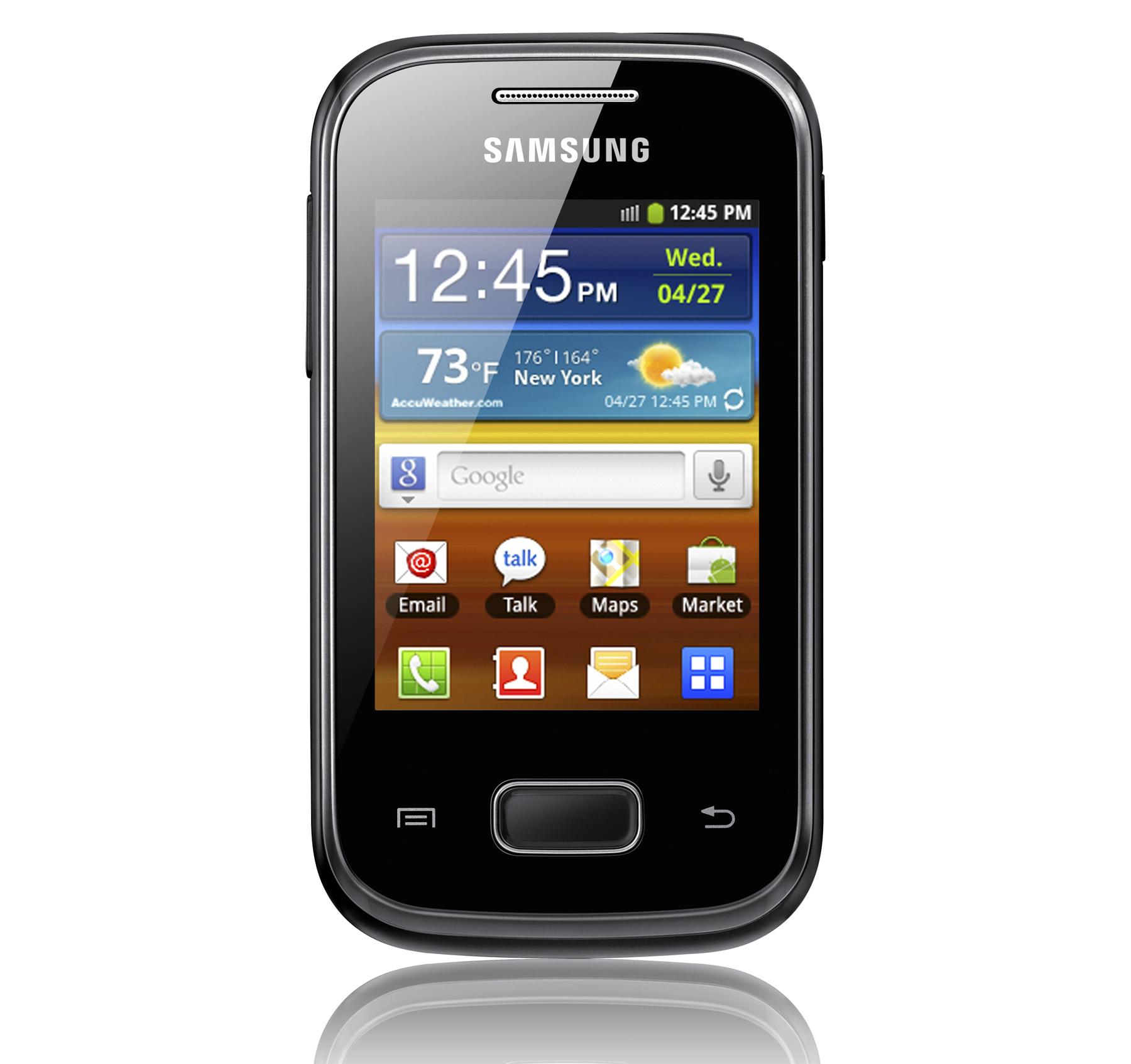 Samsung Galaxy Pocket: el nuevo móvil de baja gama de Samsung