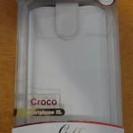 Funda Ksix Gold Croco para el Samsung Galaxy S 2