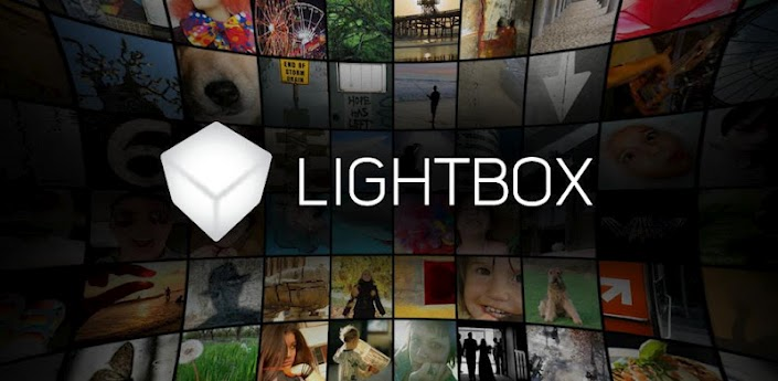 Lightbox Fotos