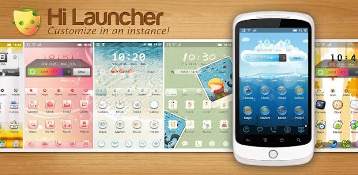 Hi Launcher