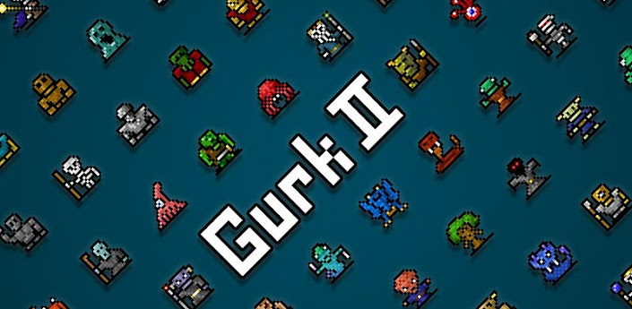 Gurk II, the 8-bit RPG