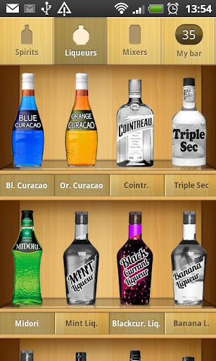 Cocktail Flow - Minibar