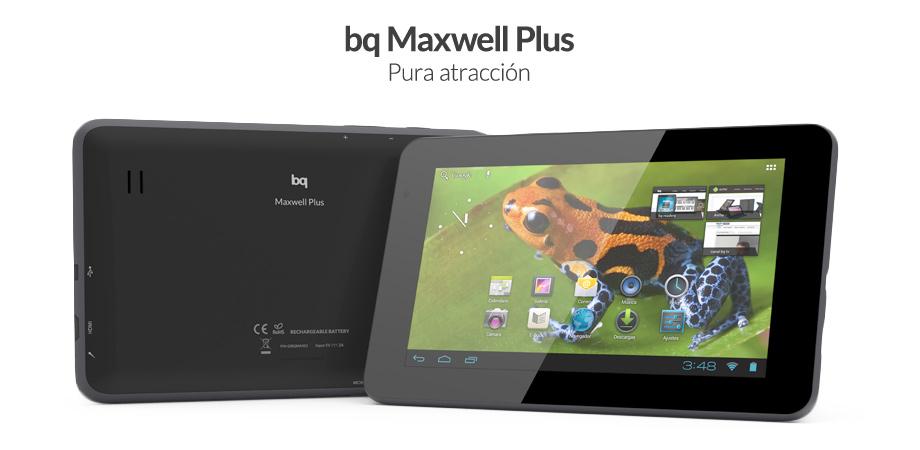 Maxwell Plus