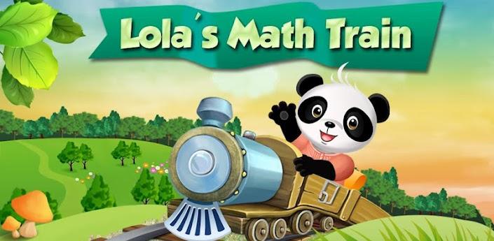 Tren de las matemáticas de Lola