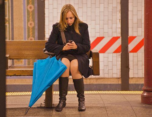 Consultar tiempo smartphone