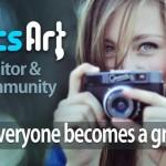 Arte en tus manos con PicsArt