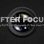 Dale el toque especial a tus fotos con After Focus.