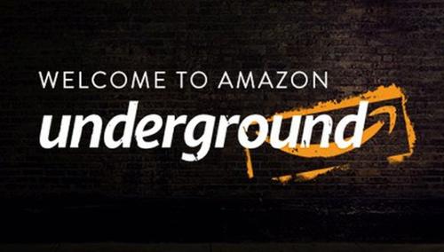 Amazon Underground Bienvenidos